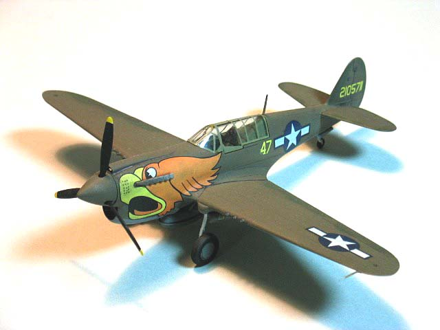 U.S. Army Curtiss P40N -1