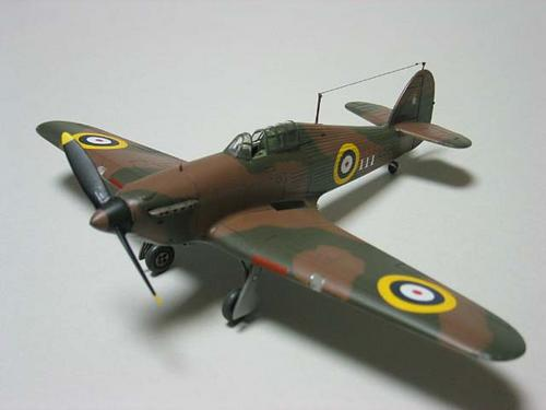 RAF Hawker Hurricane Mk.I (Early type) -1